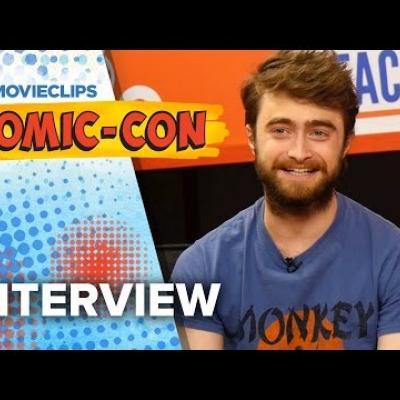 Daniel Radcliffe & James McAvoy μιλούν για το Victor Frankenstein