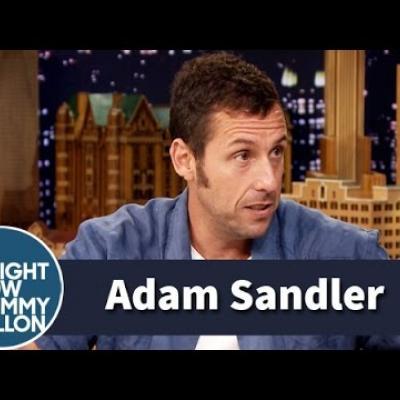O Adam Sandler έχει να δώσει μερικές συμβουλές σαν πατέρας