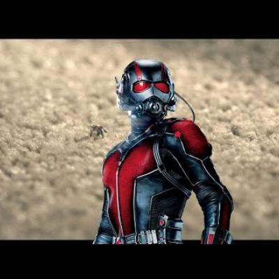 Πίσω από τις κάμερες του Ant - Man