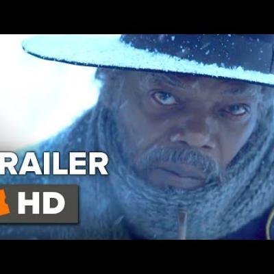 Έχουμε το πρώτο trailer των «Hateful Eight» του Tarantino