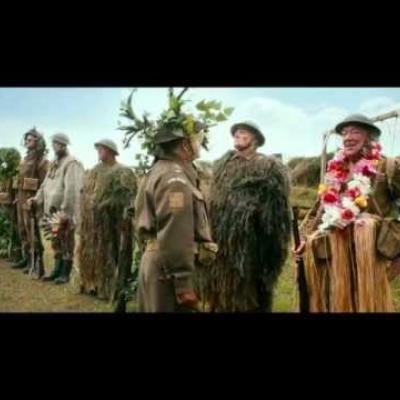 Βρετανική κωμωδία εν όψει. Πρώτο trailer για το «Dad's Army»