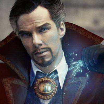 Ο Benedict Cumberbatch επιβεβαίωσε πως είναι ο Doctor Strange