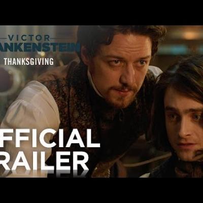 Ο James McAvoy και ο Daniel Radcliffe δημιουργούν ένα τέρας στο trailer του «Victor Frankenstein»