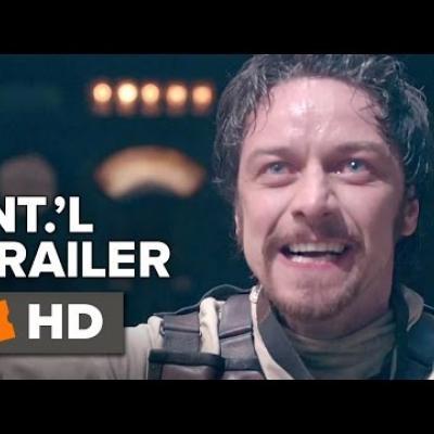 Νέο trailer για το Victor Frankestein