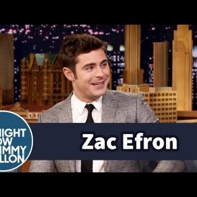 O Zac Efron κολύμπησε με έναν άγριο καρχαρία