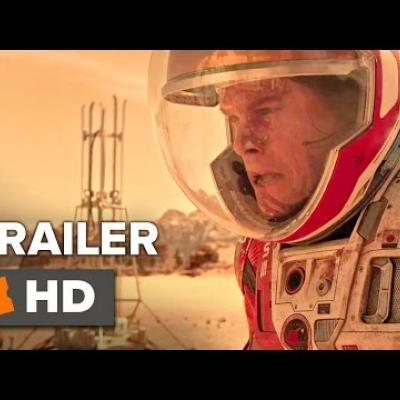 Δεύτερο trailer για το Martian!