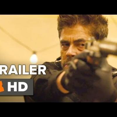 Νέο trailer για το Sicario!!