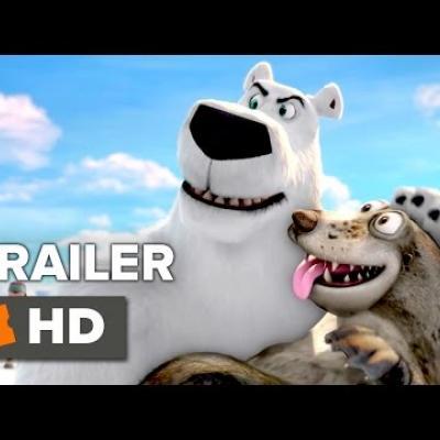 Μια πολική αρκούδα ταξιδεύει στην Αμερική στο πρώτο trailer του «Norm of the North»