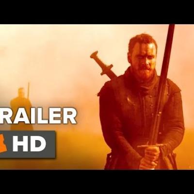 Νέο trailer για το Macbeth