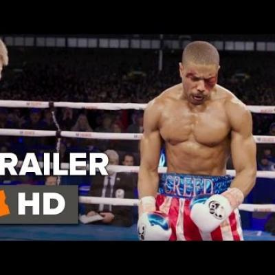 Δεύτερο επίσημο trailer για το Creed!