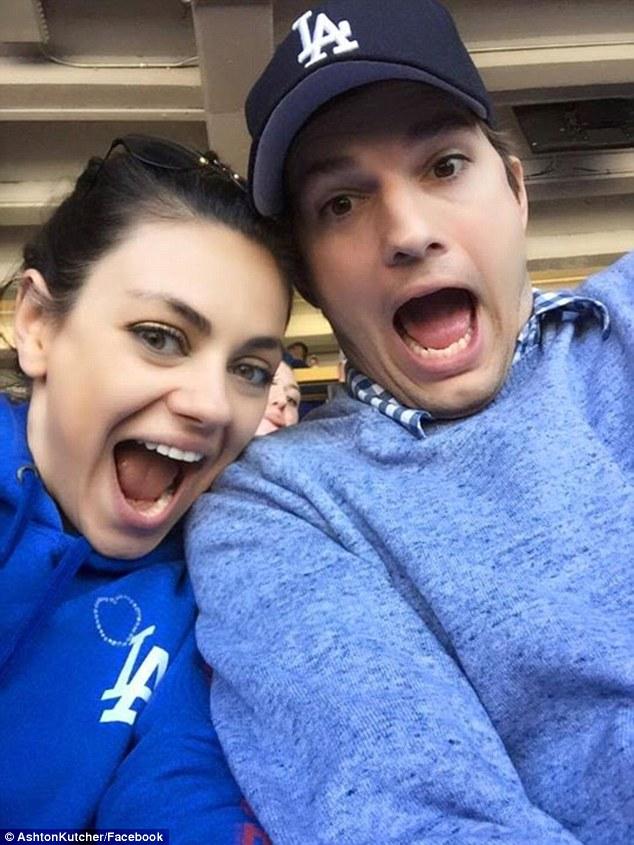 Η Mila Kunis και ο Ashton Kutcher θα γίνουν ξανά γονείς!