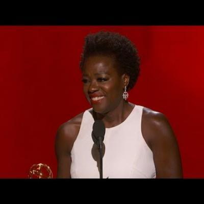 Ο εκπληκτικός λόγος της Viola Davis στα βραβεία Emmy