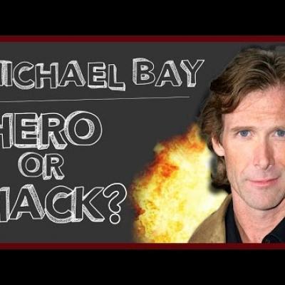 Φόρος τιμής στον Michael Bay;!