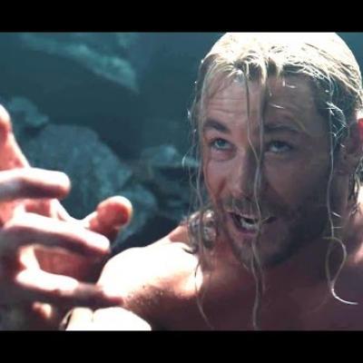 Μια κομμένη σκηνή του Thor από το «Avengers: Age of Ultron»