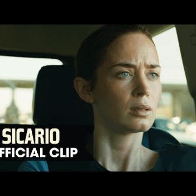 Η Emily Blunt σε ακόμα ένα απόσπασμα του «Sicario»