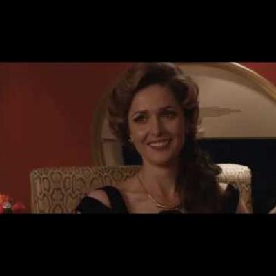 Η Rose Byrne το διασκεδάζει στα γυρίσματα του «Spy»