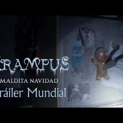 Διεθνές trailer για το «Krampus»