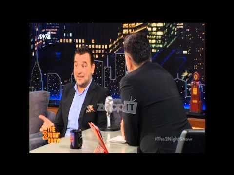 Ο Γιώργος Λεβέντης μιλάει για τους νέους κανόνες του X Factor