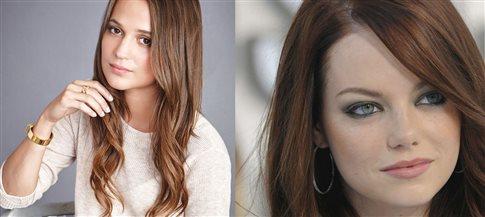 Σε ρόλο Άγκαθα Κρίστι Έμμα Στόουν και Αλίσια Βικάντερ;