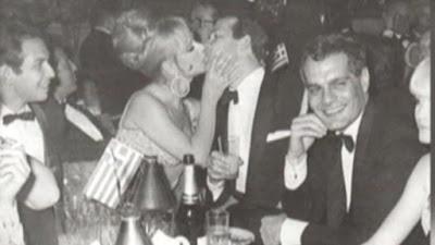 Αλίκη Βουγιουκλάκη – Δημήτρης Παπαμιχαήλ: Το πάρτυ στις Κάννες που κατέληξε σε ξυλοδαρμό!