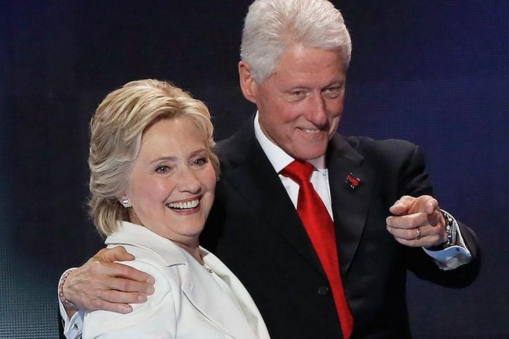 Νέες αποκαλύψεις για τη Χίλαρι και τον Μπιλ Κλίντον - Έχουν μήνες να μιλήσουν