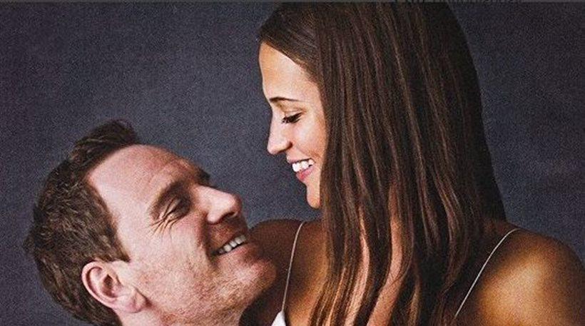 Μάικλ Φασμπέντερ - Αλίσια Βικάντερ: Παντρεύτηκαν στην Ιμπιζα