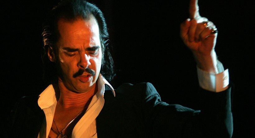 Ο αιώνιος έρωτας της Ελλάδας με τον Nick Cave