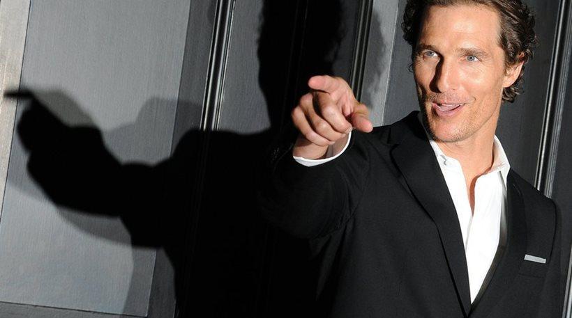 Τον Μάθιου Μακόναχι προτιμούσαν οι παραγωγοί για τον ρόλο του Ντι Κάπριο στον Τιτανικό