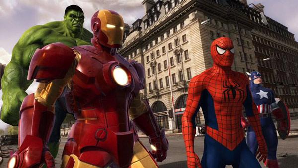 To reunion των superheroes ξεκίνησε, ο Spider-Man στο Σύμπαν της Marvel
