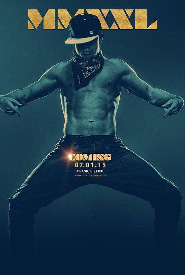 Magic Mike XXL (2015) – Extra Large Channing Tatum