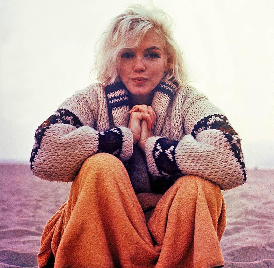Η τελευταία φωτογραφία της Marilyn Monroe