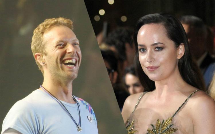 O Chris Martin και η Dakota Johnson βγήκαν ραντεβού