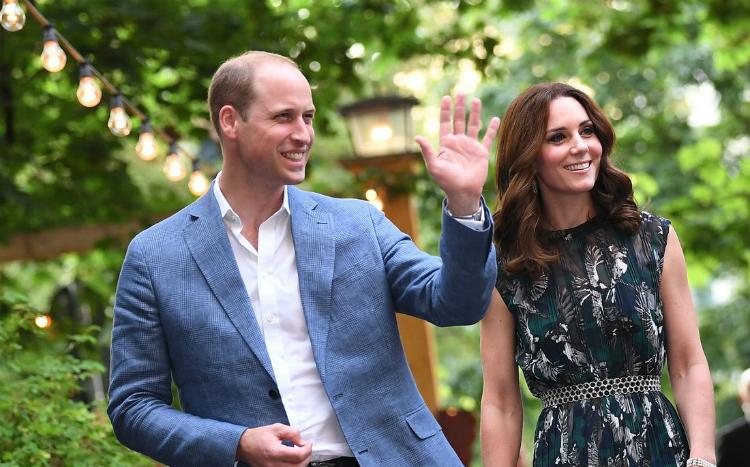 Η Kate Middleton και ο Prince William θα συναντήσουν την Alicia Vikander στην Σουηδία
