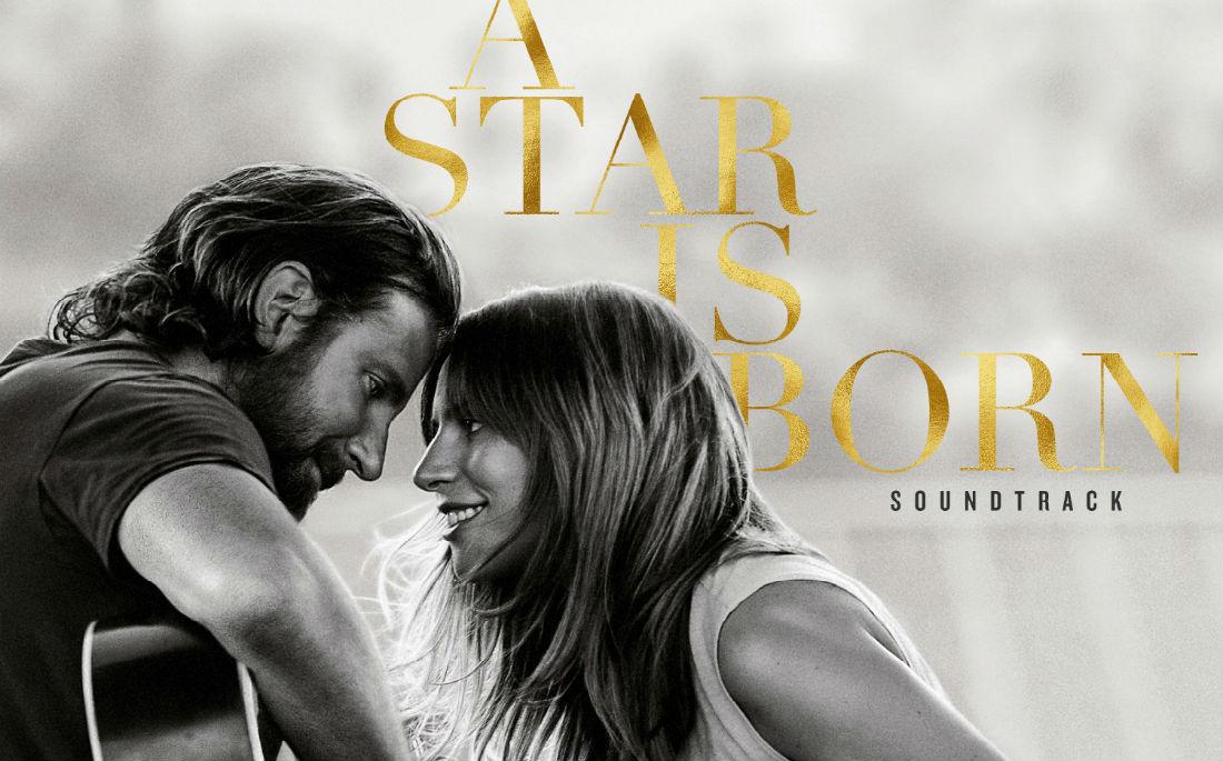 Lady Gaga και Bradley Cooper στο σάουντρακ της ταινίας «A star is born»
