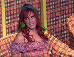 Αντιγόνη Ψυχράμη: Τραυματίστηκε σοβαρά πάνω στη σκηνή της «Matilda»