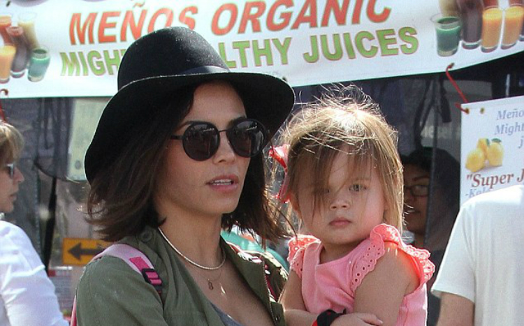 H κόρη του Channing και της Jenna Dewan Tatum κάνει μια σπάνια εμφάνιση στο Instagram