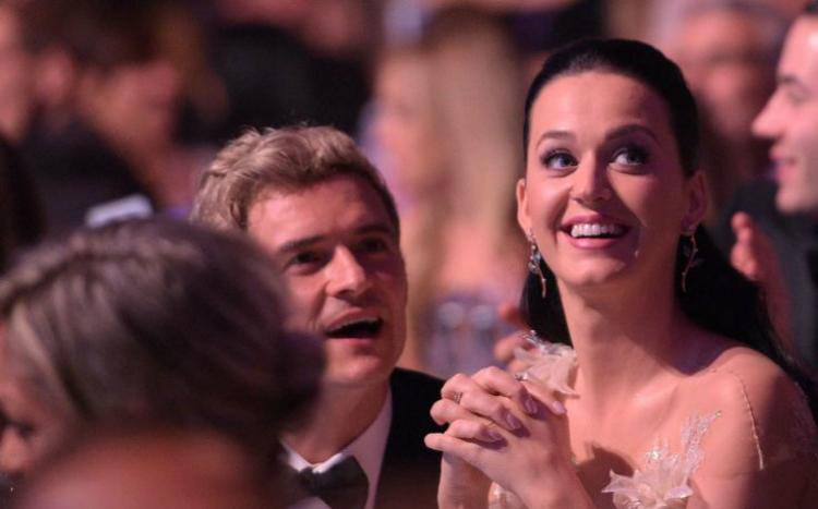 Είναι πάλι μαζί η Katy Perry και ο Orlando Bloom;