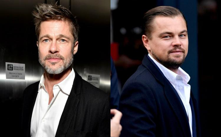 Ο Brad Pitt και ο Leonardo DiCaprio πρωταγωνιστούν στην νέα ταινία του Quentin Tarantino