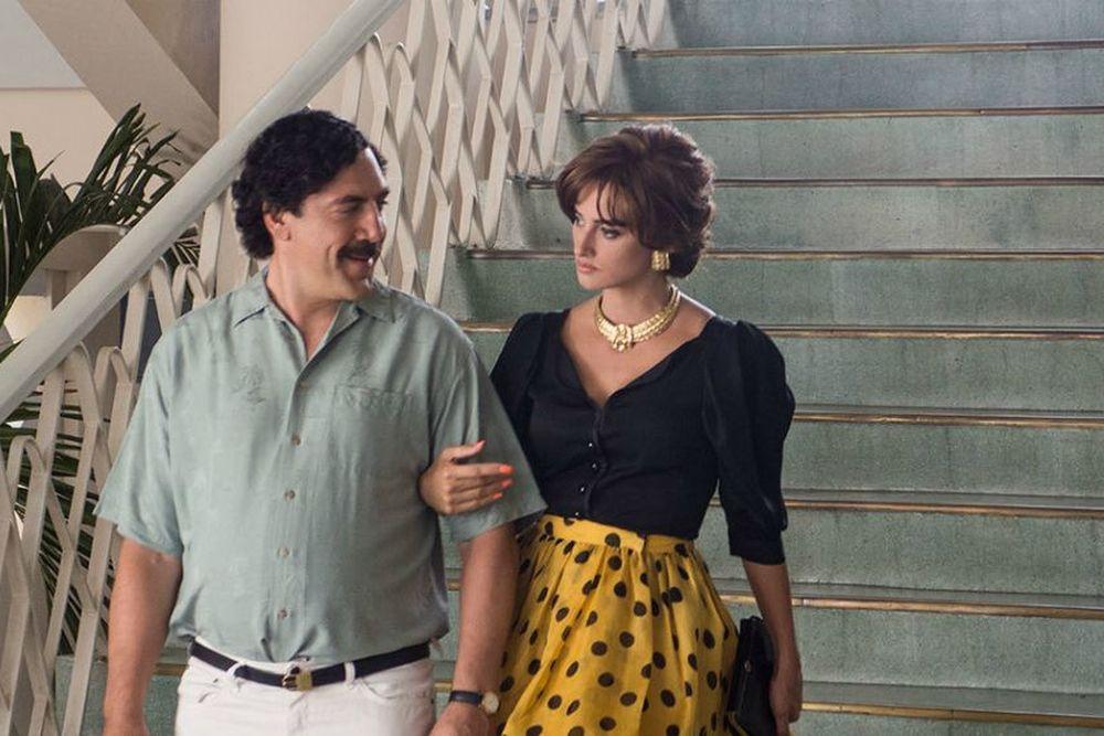 Χαβιέ Μπαρδέμ και Πενέλοπε Κρουζ στη νέα ταινία για τον Εσκομπάρ (trailer)