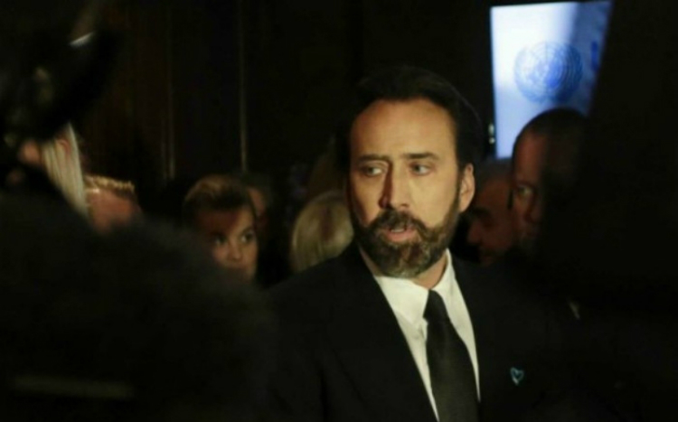 O Nicolas Cage λέει αντίο στο Χόλυγουντ
