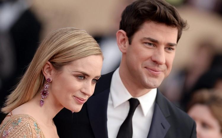 H Emily Blunt αποκάλυψε πώς γνώρισε τον άντρα της