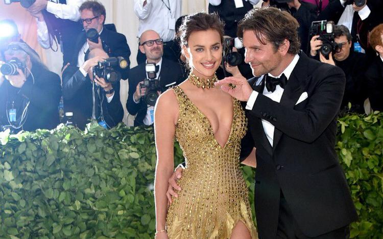 O Bradley Cooper και η Irina Shayk έκαναν μια σπάνια εμφάνιση μαζί στο Met Gala