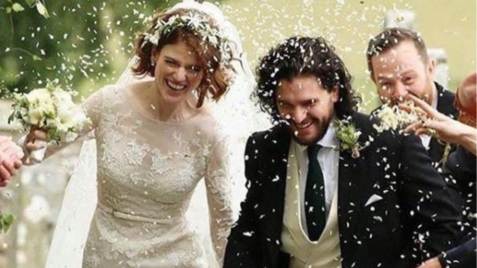 Γάμος στο...