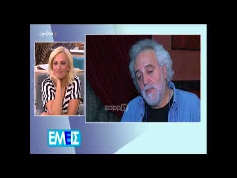 Ο Βασίλης Θωμόπουλος αποκαλύπτει για τον Σάκη Μπουλά