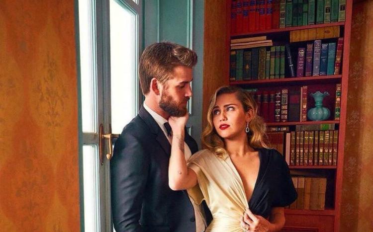 O Liam Hemsworth και η Miley Cyrus δεν χωρίζουν