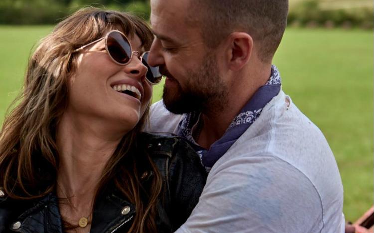 Justin Timberlake - Jessica Biel: Το φιλί με θέα τον Πύργο του Άιφελ
