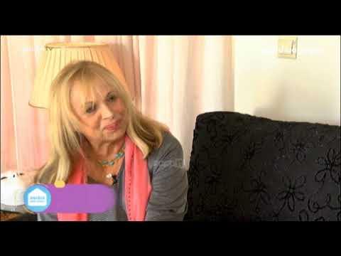 Η Άννα Φόνσου μιλάει για τον Ντίνο Ηλιόπουλο