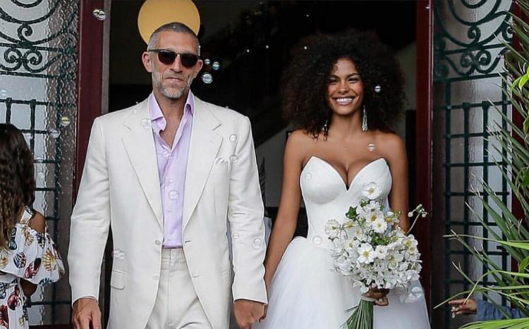 Παντρεύτηκε ο Vincent Cassel