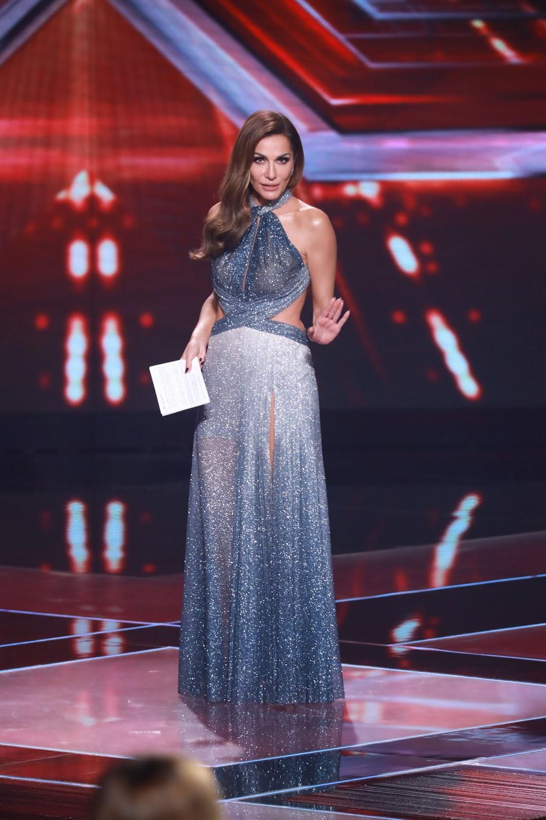 Χ-factor: Η Δέσποινα Βανδή τήρησε την υπόσχεση και κέρασε κουραμπιέδες τους κριτές