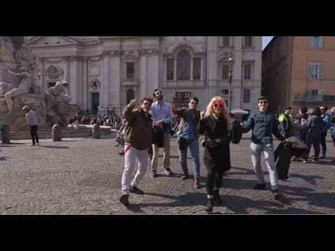 Απόδραση στη Ρώμη παρέα με τον Γιάννη Αποστολάκη!